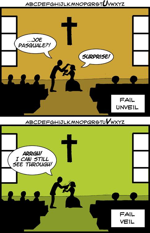 Fail U & Fail V