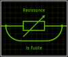 Notice I used the European resistor symbol rather than the US one. BOOYAH! First the Ryder cup and then this! America, I wouldn't like to be you.