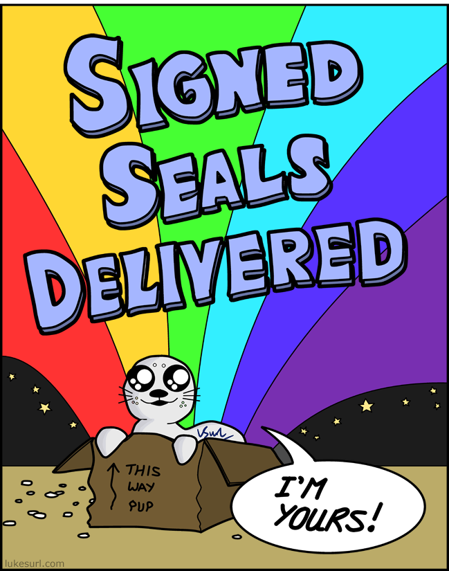 Don't like seals? Join the club.