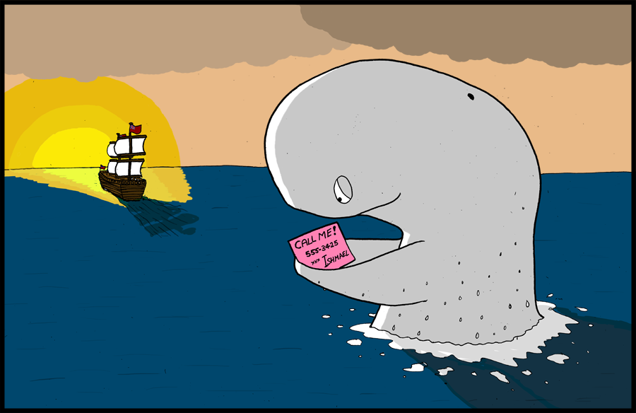 moby big dick
