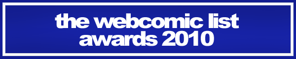 The Webcomic List Awards 2010