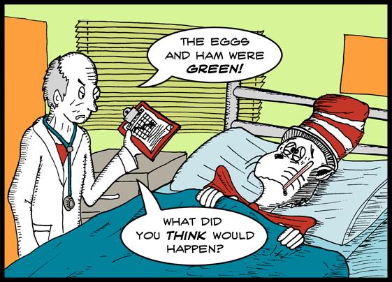 I do not like Obama's healthcare reforms Sam I am