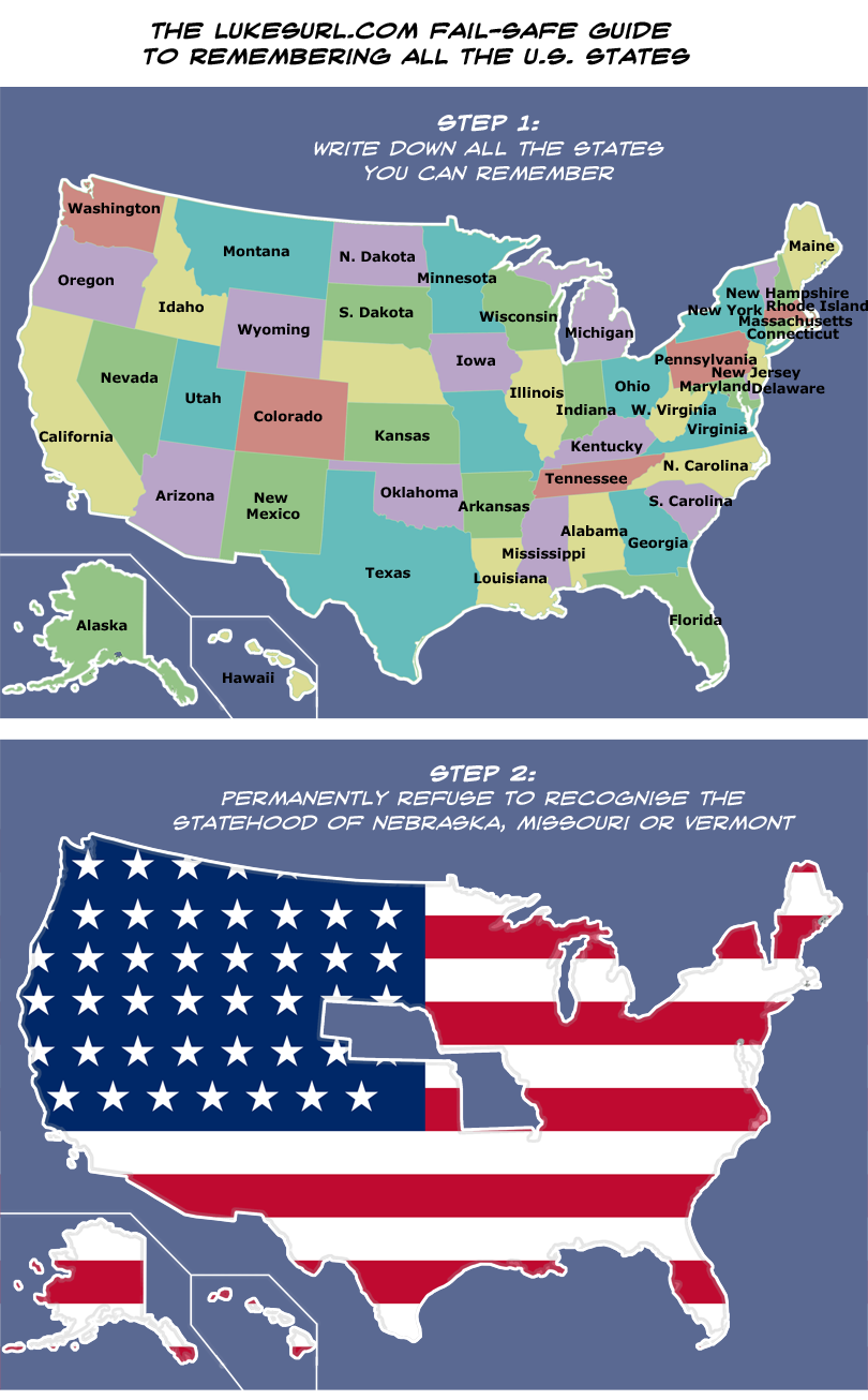 THE REAL AMERICA