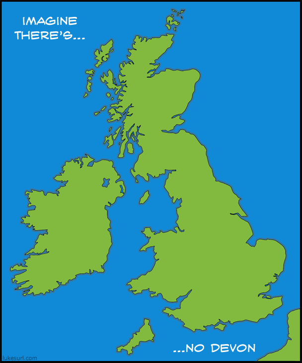 No Hull below us, above us only Skye