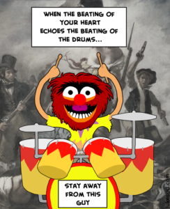Don't be a muppet